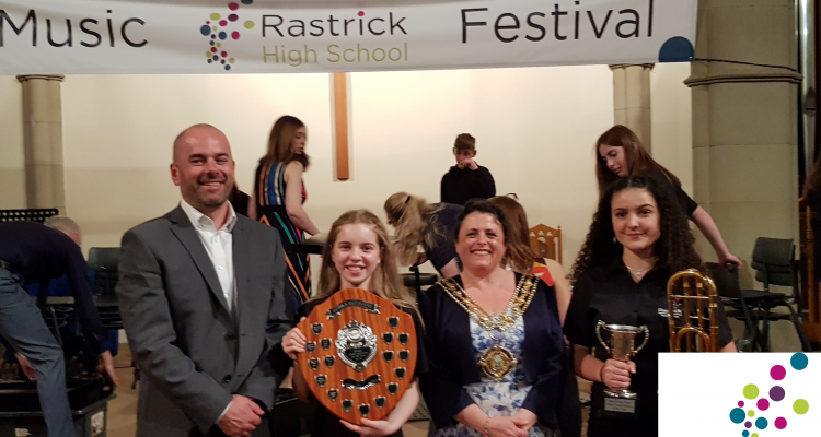 Scarlett And Milly Crowned Rastrick High School's Young Musicians Of The Year