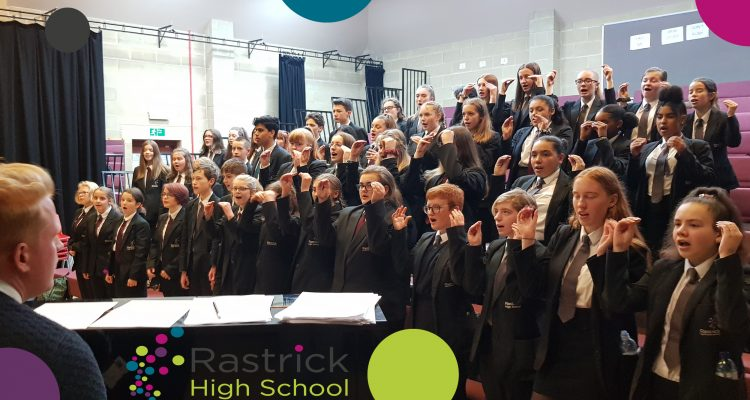 Royal Albert Hall Hosts Performance Of A Lifetime For Yorkshire High School Choir