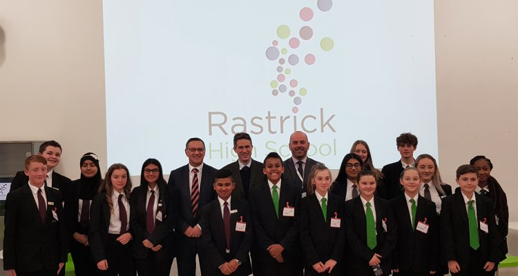 Rastrick Pupils Grill Secretary Of State For Education At School Q&A